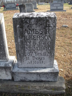 James Rountree Wilkerson