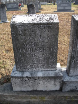 Lucy Jane <i>Walters</i> Wilkerson