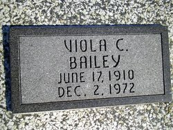 Viola C <i>Simpson</i> Bailey