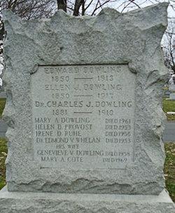Edward Dowling