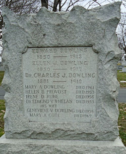 Mary A Dowling