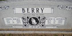 Enoch Horace Berry