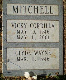 Vicky Cordelia <i>Roberson</i> Mitchell
