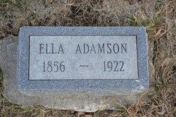 Ella Adamson