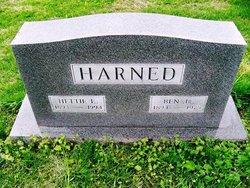 Hettie Eunice <i>Jones</i> Harned
