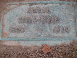 Edwin Thomas Evans