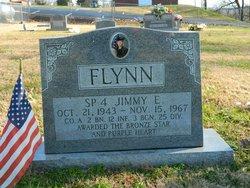 Spec Jimmy Edwin Flynn