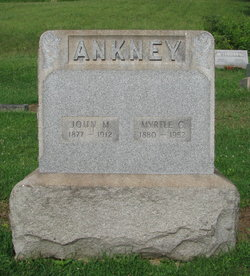 Myrtle <i>Kuhns</i> Ankney