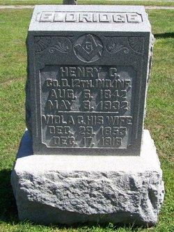 Pvt Henry Clay Eldridge