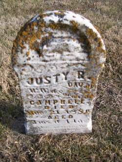Justy R Campbell