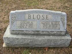 Agnes Missouri <i>Rex</i> Blose