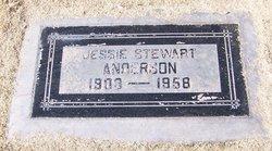 Jessie <i>Stewart</i> Anderson