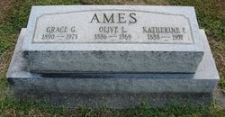 Grace G. Gracie Ames