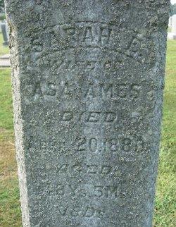 Sarah E. <i>Brubaker</i> Ames