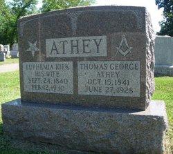 Thomas George Athey