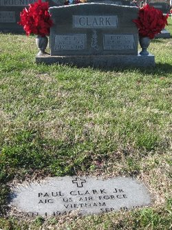 Paul Norman Clark, Jr