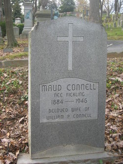 Maud <i>Fickling</i> Connell