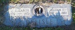 William Frank Delisle