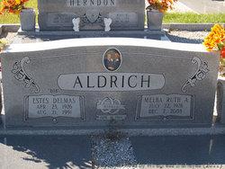 Melba Ruth <i>Aspinwall</i> Aldrich
