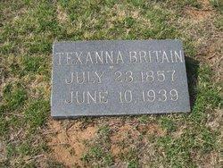 Texanna <i>Williams</i> Britain