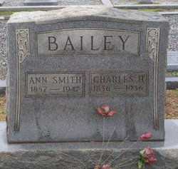 Martha Ann <i>Smith</i> Bailey