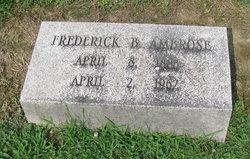 Frederick Boucher Ambrose