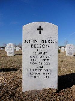 John Pierce Beeson, Jr