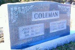 John Reuel Coleman, Sr