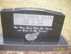 Devin Reese Allen