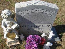 Patricia Anne Adams