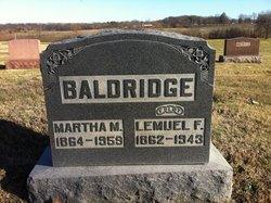 Lemuel Franklin Baldridge