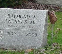 Dr Raymond W Andrews
