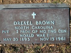 Drexel Brown