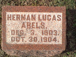 Herman Lucas Abels