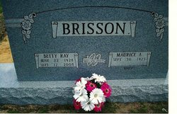 Mrs Betty Ray <i>DeVane</i> Brisson