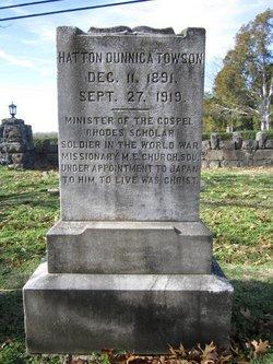 Hatton Dunnica Towson