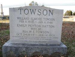 Willard Elmore Towson