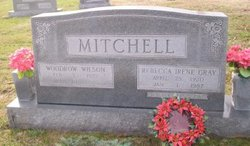 Woodrow Wilson Mitchell