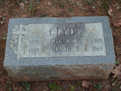 George P Clyde