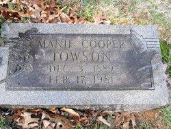 Manie Cooper Towson