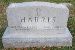 Mary <i>Jones</i> Harris