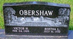 Victor H Obershaw