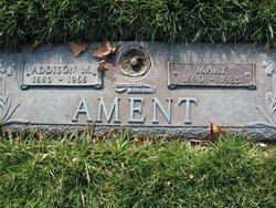 Addison M Ament