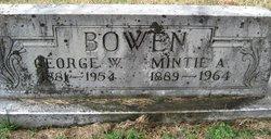 Roxie Armintie Mintie <i>Allison</i> Bowen