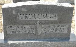 William David Troutman