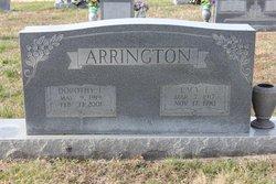 Dorothy Susan <i>Inman</i> Arrington