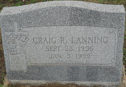 Craig R. Lanning
