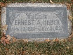 Ernest Alma Huber