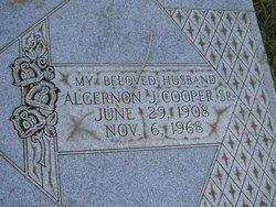 Algernon J. Cooper, Sr