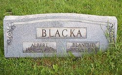 Albert Ellsworth Blacka